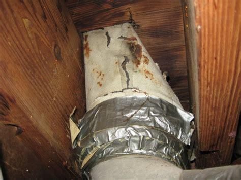 asbestos insulation  ducts hvac diy