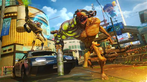 sunset overdrive reviews     scores  vg