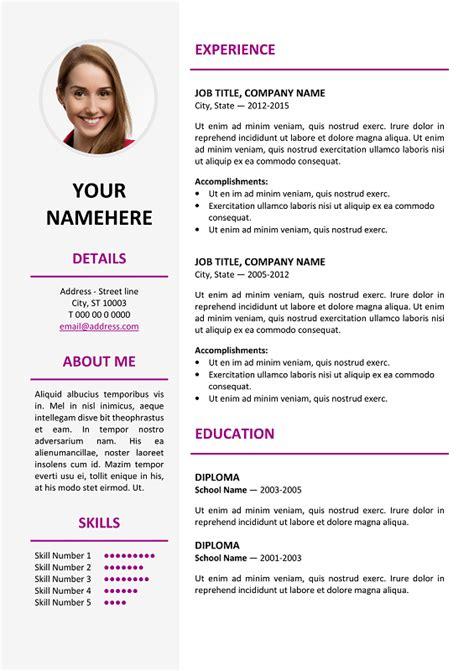best font color for resume 28 images best resume font