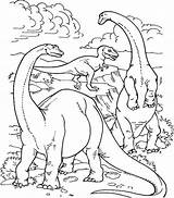Dinosaurs Coloring Printable Everfreecoloring sketch template