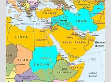 The Rise of the Sunnis and the Decline of Iran, Iraq and