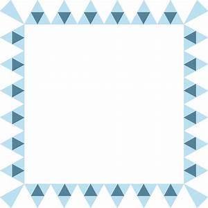 Free Free Blue Borders And Frames, Download Free Clip Art ...