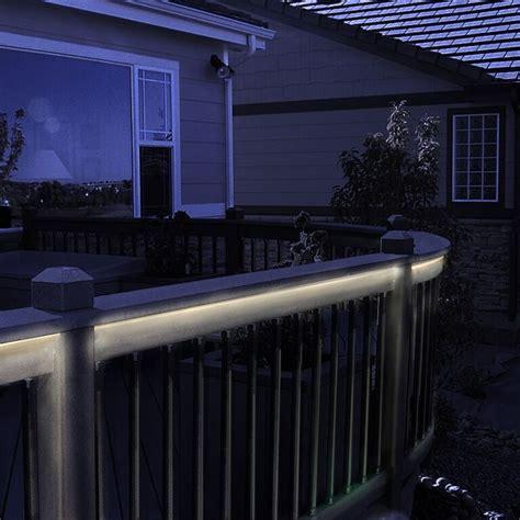 flex deck led rope light architect magazine