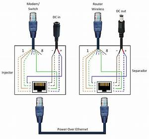 Power Over Ethernet  Poe  Adapter  8 Steps  With Pictures