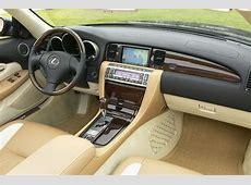 2008 Lexus SC 430 Pebble Beach Edition Interior Picture