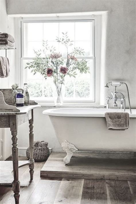 26 adorable shabby chic bathroom d 233 cor ideas shelterness