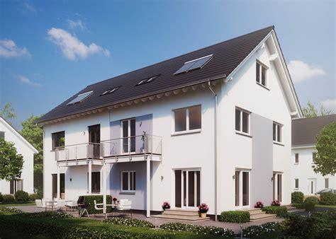 Häuser by Stadt Special 03 Doppelhaus Fertighaus Bauen Mit Massa Haus