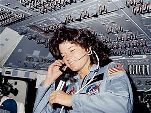 Sally Ride, first US woman in space (1951-2012 ...
