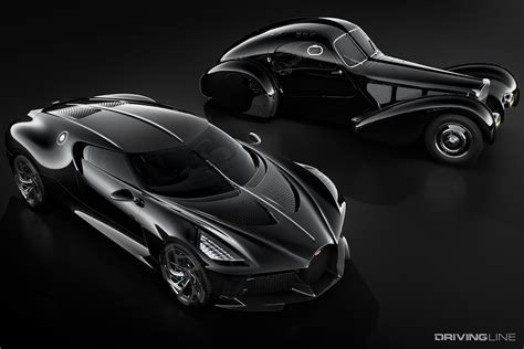 Bugatti's most expensive car ever is built to pay homage to the beautiful and artistically designed type 57sc atlantic. Bugatti La Voiture Noire: Most Expensive Car Ever | DrivingLine