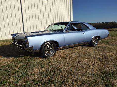 Cool Gto by Today S Cool Car Find Is This 67 Pontiac Gto Racingjunk