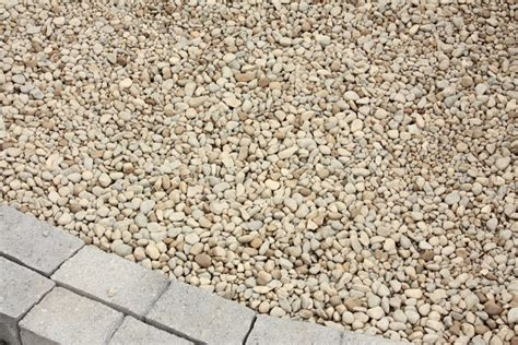 Pea Gravel In