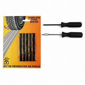 Kit Réparation Pneu Tubeless : kit de r paration tubeless pour pneu auto feu vert ~ Nature-et-papiers.com Idées de Décoration