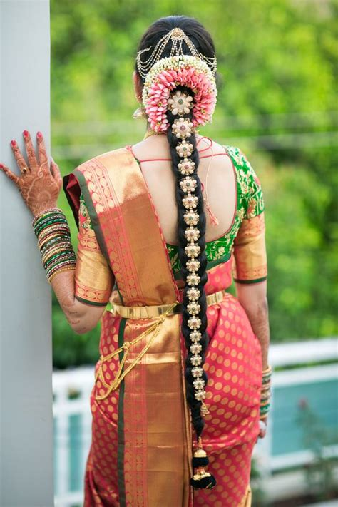 Most Beautiful South Indian Bridal Look & Style