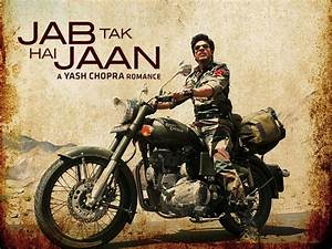 Shahrukh Khan In Jab Tak Hai Jaan Movies Wallpapers ...
