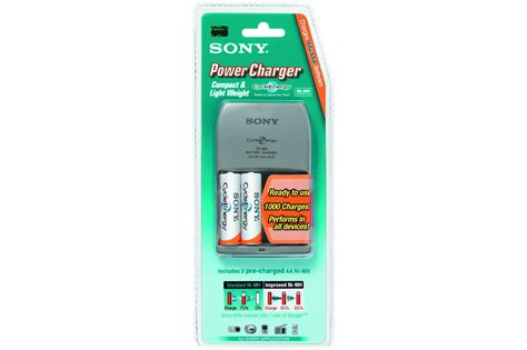 sony power charger bcg 34hld review gadgets sony