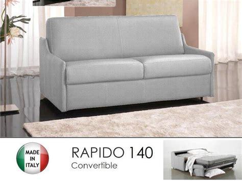 canapé lit 150 cm canape lit 3 places convertible ouverture rapido