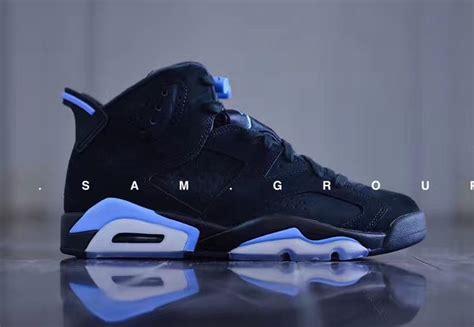 Air Jordan 6 UNC 384664-006 Release Date - Sneaker Bar Detroit