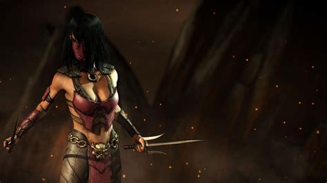 Mortal Kombat Scorpion Wallpaper Mortal Kombat Baraka And Mileena