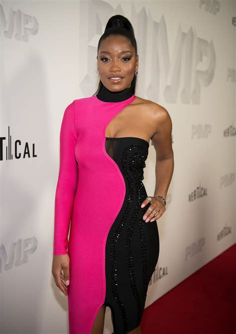 Keke Palmer looks stunning on the red carpet. She will be ...
