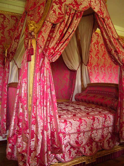 chambre antoinette boiserie versaille style interiors petit