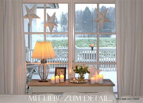 Weihnachtsdeko Fensterbank Innen by Die Besten 25 Weihnachtsdeko Fensterbank Ideen Auf