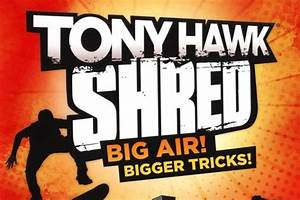 Tony Hawk Shred Details Soundtrack Punknewsorg