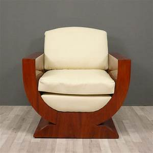 Pair of armchairs art deco - Art deco furniture
