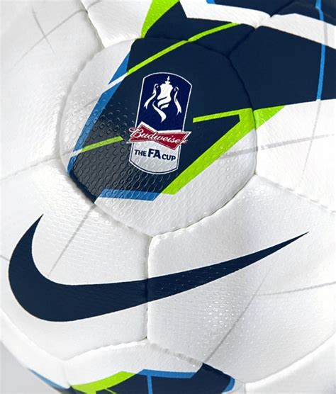 Nike Roll Out Official 'Maxim' FA Cup Match Ball Ahead Of ...