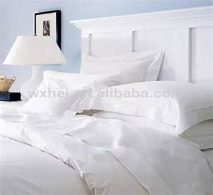 wuxi wholesale luxury cotton comforter set hotel bedding With bulk hotel sheets