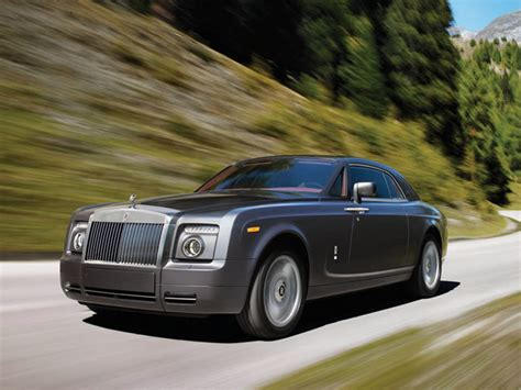 Rolls Royce Phantom Coupe Car Wallpapers