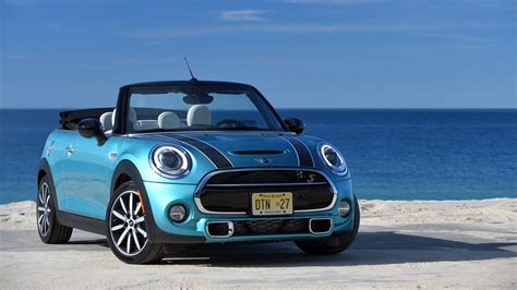 Mini Cooper Blue Edition Hd Picture by 2016 Mini Cooper Convertible Wallpaper Hd Car Wallpapers