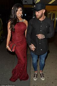 Chloe Khan accompanies new beau Ashley Cain to club event ...