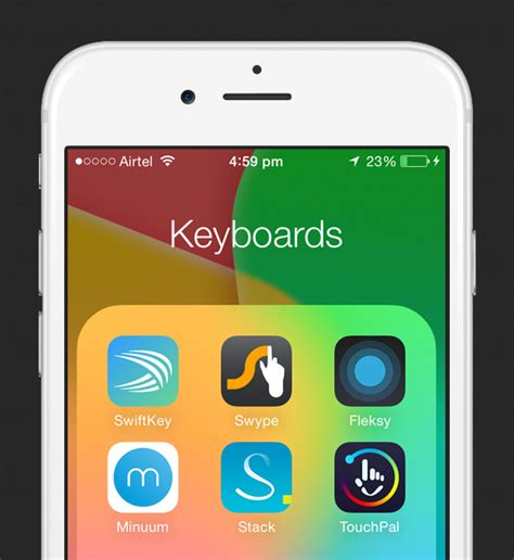 best piano app for iphone the best third keyboards for iphone 1109