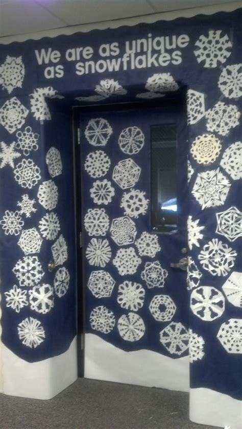 Winter Themed Classroom Door Decorations by 17 Best Ideas About Classroom Door On