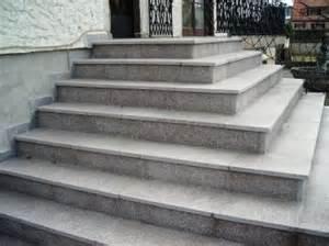 Dalle Pour Escalier Extérieur beautiful habillage escalier exterieur granit gallery