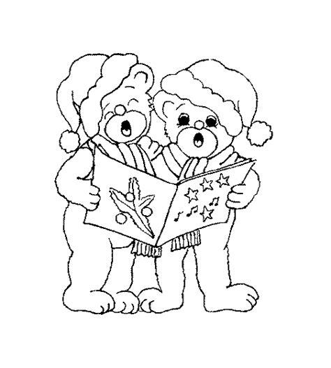 Kleurplaat Mg Schmidt by Kleurplaat Kerst Kleurplaat Kerst Gezang 187 Animaatjes Nl