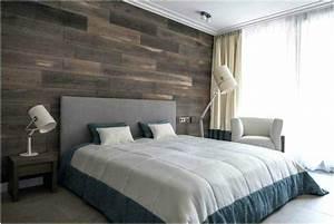 Deco Chambre Moderne : d co noir et blanc chambre coucher 30 exemples l gants ~ Melissatoandfro.com Idées de Décoration