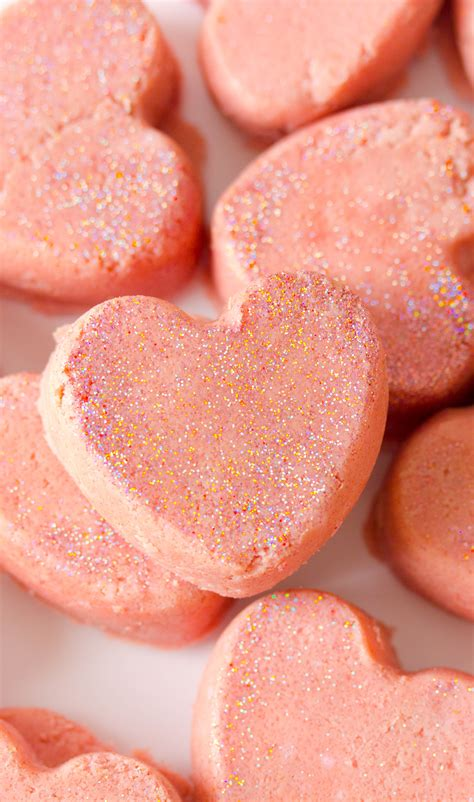 Strawberry Sugar Scrub Hearts Savvy Naturalista