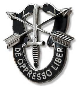 Unit Crest, Special Forces