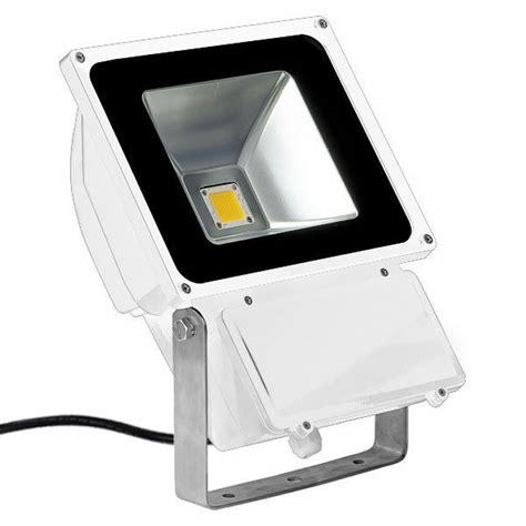 80w led flood light fixture 85 265v e led fla8039 2