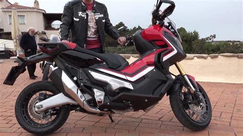 Honda X-adv Launch Review