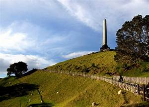 A Guide to the Volcanoes in Auckland, New Zealand
