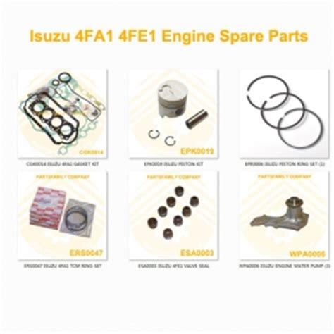 isuzu fa fe engine spare parts erk fae