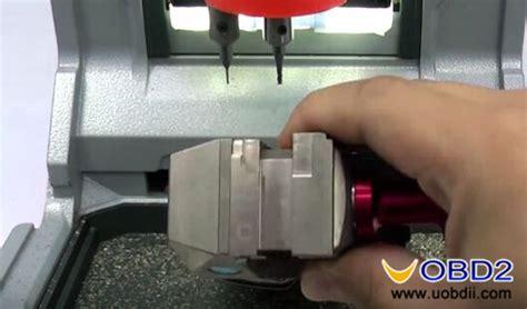 How Condor Xc-mini Master Cut Vw Touareg Hu66 Key Step By