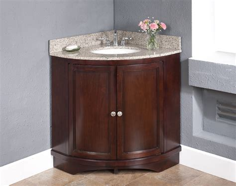 Corner Vanities Bathroom Ideas