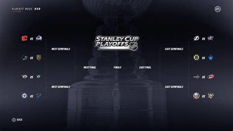 stanley cup playoffs   sim operation sports