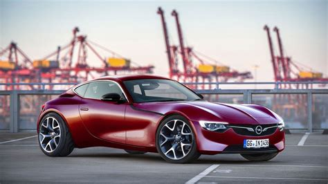 Opel Productions by Reader Envisions Production Ready Opel Gt We It