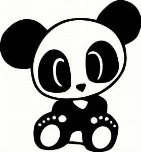 Panda JDM Decal Sticker | eBay