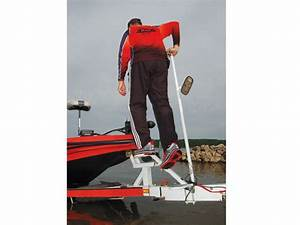 Boat Trailer Tongue Steps