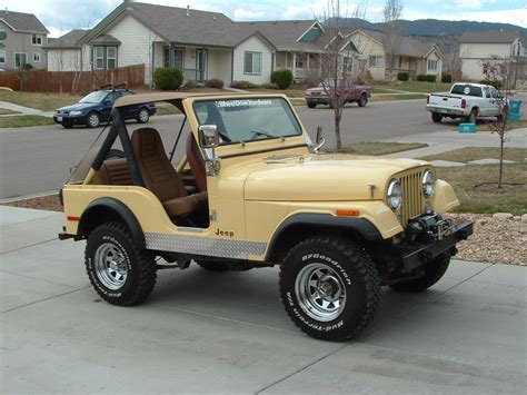 Suzuki Jeep 1980 by 1980 Jeep Cj 5 Information And Photos Momentcar